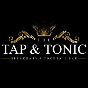 tap-and-tonic logo design