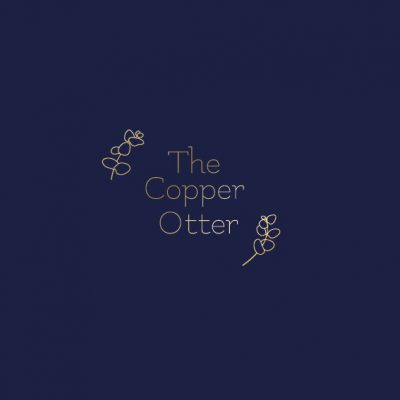 The Copper Otter Logo