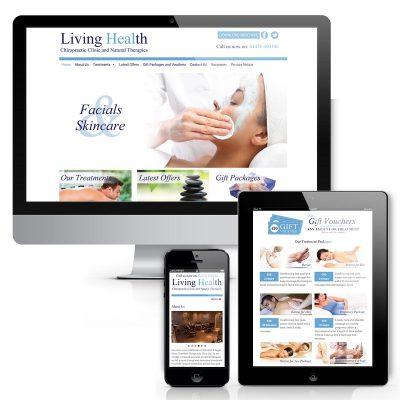 Living Health Website
