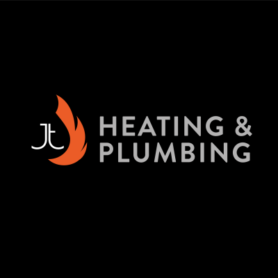 JT Heating Logo Design