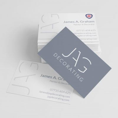 JAG Business Cards