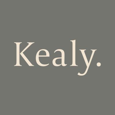 Kealy Logo Design